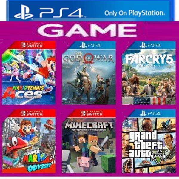 juegos ps4 game