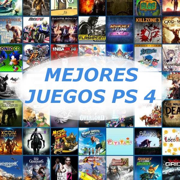 mejores juegos ps4